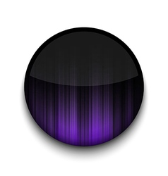 Abstract ray app icon vector image vector image