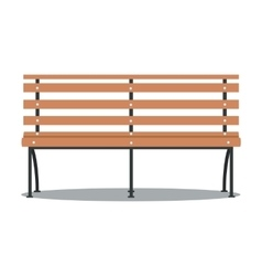 Bench vector