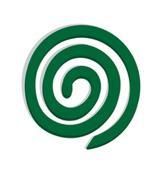 Mosquito Coil vector