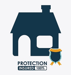 Protection design vector