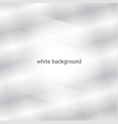white abstract bg vector image