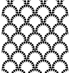 japanese floral seamless repeating pattern vector image