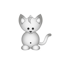 Kitty-380x400 vector