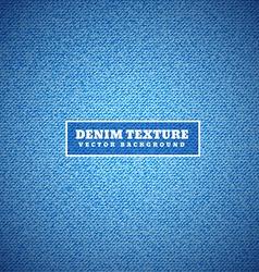 light blue denim texture vector image