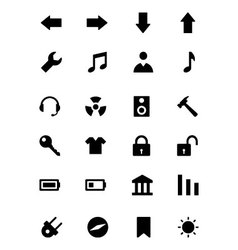 Universal Web and Mobile Icons 4 vector image
