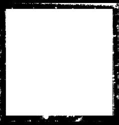 Vintage frame texture vector