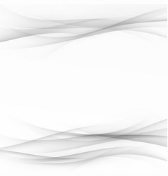 grey modern abstract transparent futuristic vector image vector image