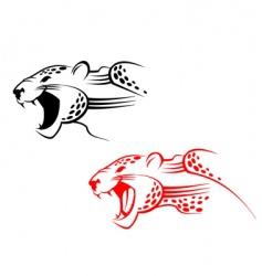 Wildcat sign vector