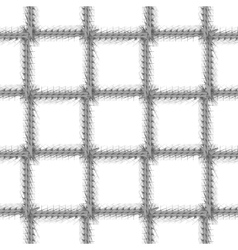 Decorative Grey Frame Seamless Pattern vector