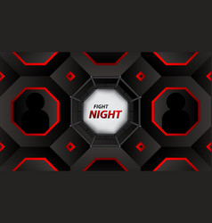 Mma background vector