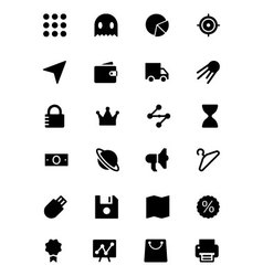 Universal Web and Mobile Icons 10 vector