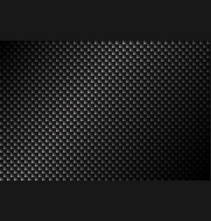 carbon black abstract background modern metallic vector image