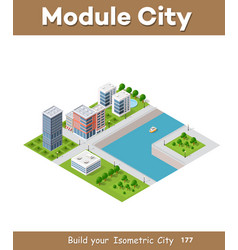 isometric vector image