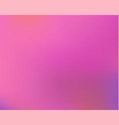 romantic wedding template pink blurred gradient vector image