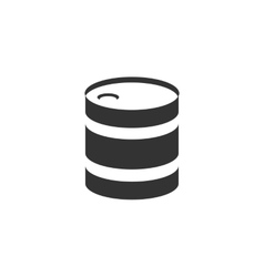 Barrel Icon logo element for template vector image