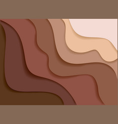 abstract topography concept design or flowing vector image