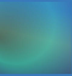 Colorful abstract gradient background - blurred vector