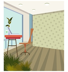 Home Office Background vector