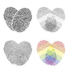 Imprint icon cartoon single gay icon from big vector