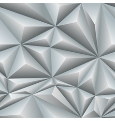 White Abstract Polygon Background Tile vector