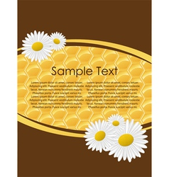 HoneycombSeamless vector image