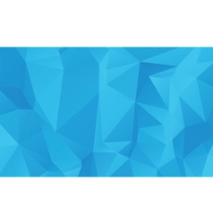 Abstract blue geometric background2 vector