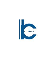 Book timer template vector