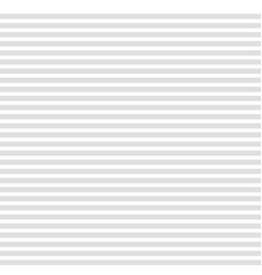 Horizontal parallel and straight lines repeatable vector