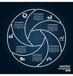 infografic2 vector image