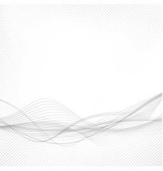 modern abstract speed stream swoosh wave vector image