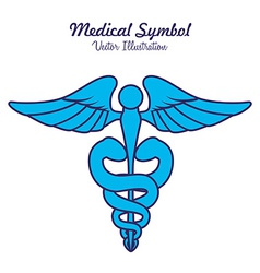 medical care vector image