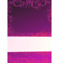 illustration of purple background vector image
