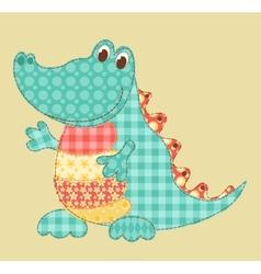 Crocodile vector image vector image