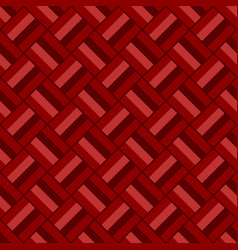 abstract seamless pattern - square background vector image