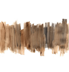 Brown and grey dirty grunge watercolor background vector