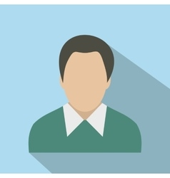 Man avatar icon vector