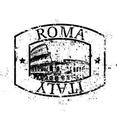 Roma icon vector