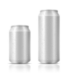 beer in can stock vector image vector image