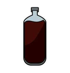 Delicious cola soda vector