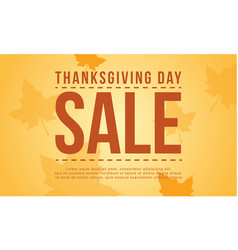 Happy thanksgiving day design collection vector