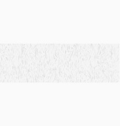 White wooden texture abstract hand drawn vector
