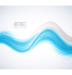 wave background vector image