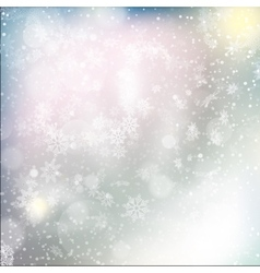Elegant Christmas background EPS 10 vector image