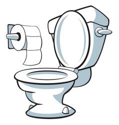 Toilet 1 vector