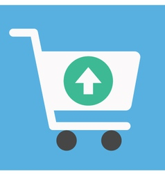 Add to Shopping Cart Icon vector image vector image