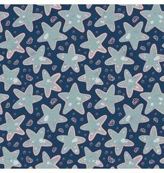 Vintage Ethnic star vector image