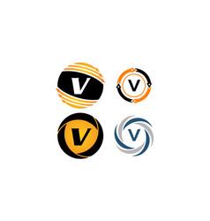 Dynamic rotation marketing v distribution set vector
