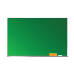 school board green vector image