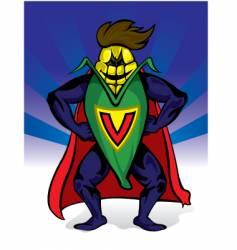 Supercorn vector