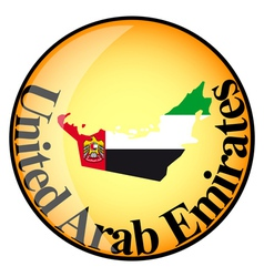 button United Arab Emirates vector image vector image